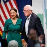 Bernie Sanders laughs at idea of Jeff Bezos