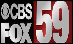 WVNS CBS/FOX 59 News